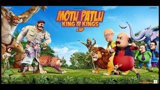 Motu Patlu King Of Kings Full Hindi Movie  Official Video  movies INDIA