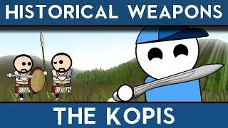 Historical Weapons: The Kopis