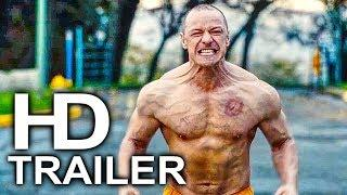 GLASS Trailer #4 NEW (2019) M.Night Shyamalan, Bruce Willis Superhero Movie HD