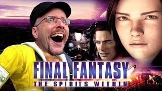 Final Fantasy: The Spirits Within - Nostalgia Critic