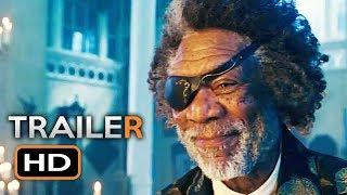 THE NUTCRACKER AND THE FOUR REALMS Official Trailer 3 (2018) Keira Knightley Disney Movie HD