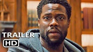 THE UPSIDE Official Trailer (2019) Kevin Hart, Drama Comedy Movie