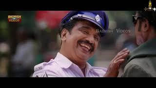 Robo Movie Chitti&Police Comedy Scene