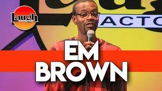 Em Brown | Ugly Snacks | Laugh Factory Chicago Stand Up Comedy