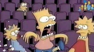 The Simpsons: Scary Movie (1989)