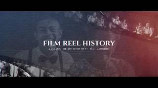 Film Reel History : After effects template