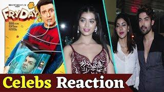 Govinda की Comedy Film 'Fryday' को देखकर Celebs ने दिए ऐसे Reactions | Screening