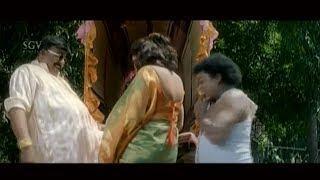 ಚಿಂತಾಮಣಿ ನನ್ನ ಗಾಡಿಗ ಬಾ.. Doddanna & Sadhu Kokila Comedy Scenes | Kannada Movie Baava Baamaida