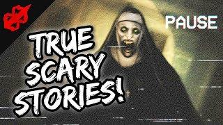 4 Scary Stories | True Scary Stories | Paranormal Stories