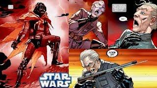 How Tarkin Successfully Hunted Vader and Was Force Choked by the Sith Lord