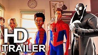 SPIDER-MAN INTO THE SPIDER VERSE Trailer #3 NEW (2018) Animated Superhero Movie HD