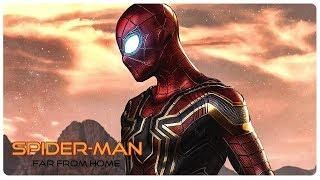 SPIDER MAN FAR FROM HOME Teaser (2019) Tom Holland Superhero Movie HD