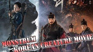 Sneak Preview: Monstrum / 물괴 (2018) l Korean creature movie in a costume drama setting