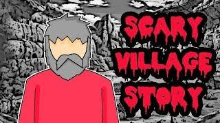 SCARY STORY || VILLAGE HORROR STORY[ANIMATED IN HINDI]
