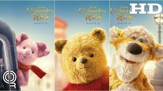 Christopher Robin | 2018 Official Movie Trailer #Fantasy Film