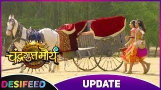 CHANDRAGUPTA MAURYA - 2nd April 2019 | Sony TV Chandragupta Maurya Serial Today News 2019