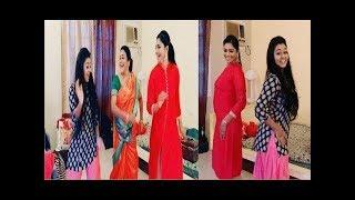 Serial Actress | Chinathambi Seriyal Actress Krithika Annamalai | Varsha Cute Dubsmash