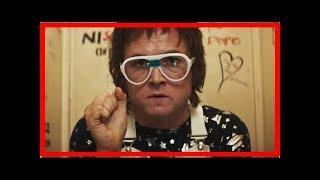 Rocketman TRAILER: First look at Taron Egerton as Elton John in 'fantasy musical' teaser