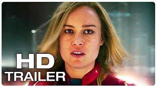 CAPTAIN MARVEL Official Trailer #2 (NEW 2019) Marvel Superhero Movie HD