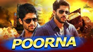 Poorna 2019 Telugu Hindi Dubbed Full Movie | Naga Chaitanya, Sunil, Tamannaah