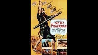 The Big Fisherman (1959 Historical Drama Film) Howard Keel, Susan Kohner, John Saxon