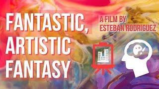 Fantastic, Artistic Fantasy - A Retro Ruby Film (INTRO)