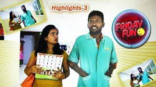 Mahesh Vitta SUPER COMEDY SCENES | Latest Telugu Comedy Videos 2018 | Friday Fun Highlights-3
