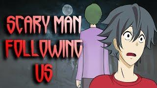 Scary Story Scary Man Following Us Animated In Hindi