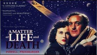 A Matter of Life and Death 1946 HD (Comedy Drama Fantasy)