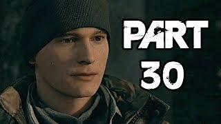 Detroit: Become Human Gameplay Walkthrough Part 30 – Night of the Soul (PS4)