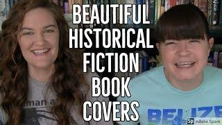 5 of our favorite HISTORICAL FICTION BOOK COVERS
