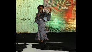 See The Little Girl That Got Everyone Laughing With Her Comedy & Funny Prayers