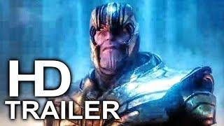 AVENGERS 4 ENDGAME Thanos Trailer ( New2019) Marvel Superhero Movie HD