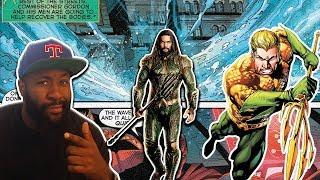 Aquaman: The 2019 Film & The Comic Book History