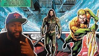 Aquaman: The 2019 Film & The Comic Book History