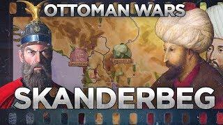 Ottoman Wars: Skanderbeg and Albanian Rebellion DOCUMENTARY