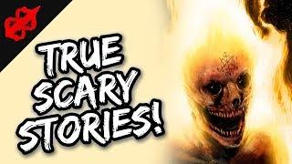 5 Scary Stories | True Scary Stories | Paranormal Stories