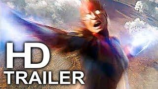 CAPTAIN MARVEL Final Trailer NEW (2019) Superhero Movie HD