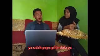 Film Pendek Fantasy, Menggunakan Visual Efek ''Wasiat Terakhir'' Kuantan Singingi, Riau, Indonesia