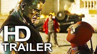 DEADPOOL 2 Movie Clip X-Men vs Firefist Fight Scene + Trailer NEW (2018) Superhero Movie HD