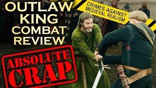 Outlaw King COMBAT and BATTLE review: crimes against medieval realism