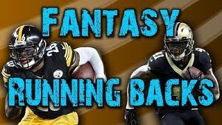 The Best Fantasy Running Backs for 2018 (Sleepers, Busts, and No-Brainers)
