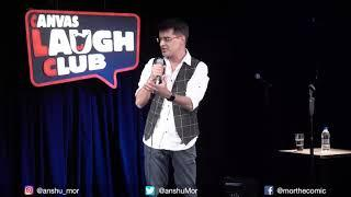 Historical and me - stand up comedy - canvas laugh club