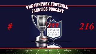 Alternative Fantasy Football Formats! #216 6/1/18 - The Fantasy Football Fanatics Podcast