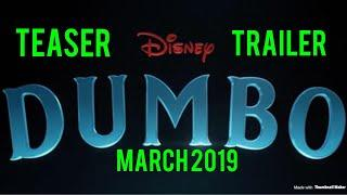 DUMBO TRAILER 2019 #AMERICAN FANTASY ADVENTURE FILM #COLLIN FARRAL #MICHAEL KEATON #DANNY DeVITO