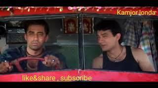 Aamir and jony lever comedy| mela film scene