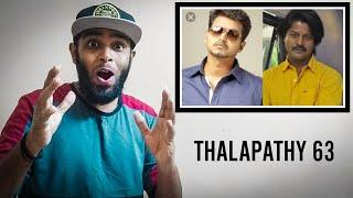 A Hindi Villain To Be Acted In Thalapathy 63 - Daniel Balaji Gonna Play A Role In Thalapathy 63 !!