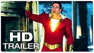 SHAZAM Trailer #3 Just Like Superman (NEW 2019) Superhero Movie HD