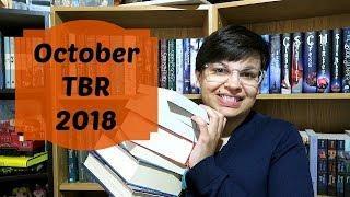 October TBR | 2018