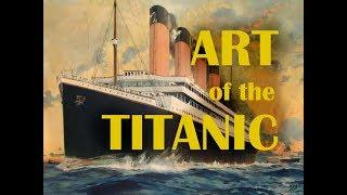 Historical Telegrams Ep. 2: The Artistic History of the Titanic